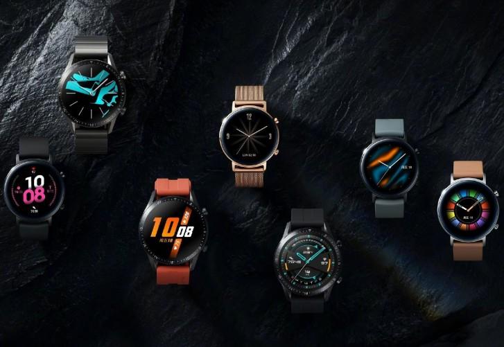 Huawei Watch GT 2 phiên bản 46mm và 42mm